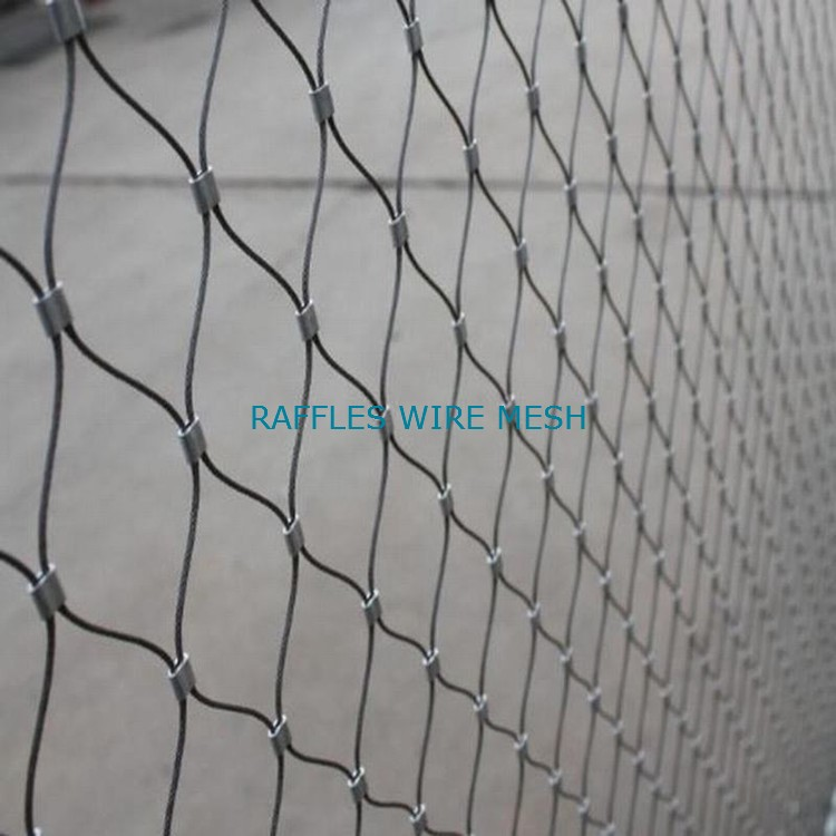 Commercial and Residential Applications of Stainless Steel Netting ...